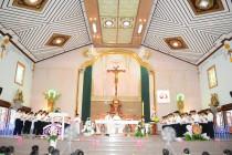 Gx. Thủy Giang: Tuyên hứa Bao Đồng và Khai giảng năm học giáo lý 2019-2020