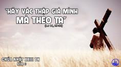 CÁC BÀI SUY NIỆM LỜI CHÚA CHÚA NHẬT XXIII THƯỜNG NIÊN – NĂM C