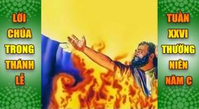 BẢN VĂN BÀI ĐỌC TRONG THÁNH LỄ  TUẦN XXVI THƯỜNG NIÊN – NĂM C