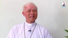 Đức Cha Giuse Đinh Đức Đạo trả lời phỏng vấn về Học Viện Công Giáo Việt Nam