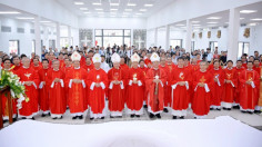 Học viện Công giáo Việt Nam: Khai giảng Niên khóa 2019-2020