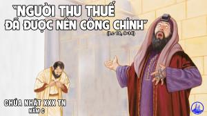 CÁC BÀI SUY NIỆM LỜI CHÚA CHÚA NHẬT XXX THƯỜNG NIÊN – NĂM C