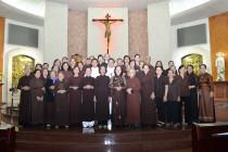 Gx. Chánh Tòa: Đoàn Phan Sinh Tại Thế mừng lễ Thánh Phanxicô Assisi