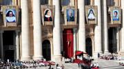 ĐTC Phanxicô cử hành lễ phong thánh cho 5 chân phước