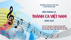 Đêm Thánh Ca Việt Nam Song Ngữ