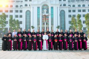 Hội đồng Giám mục Việt Nam: Nhân sự Ban Thường vụ và các Ủy ban nhiệm kỳ 2019 - 2022