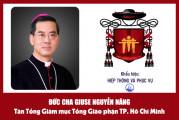 Bổ nhiệm Tổng Giám mục Tổng Giáo phận TP. Hồ Chí Minh