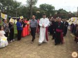 Đức TGM Đại diện Tòa Thánh thăm Giáo phận Lạng Sơn Cao Bằng và cử hành Thánh lễ Khánh nhật Truyền giáo.