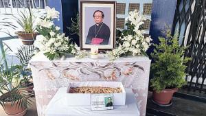 Đức Tổng Giám mụcDominicJala, Ấn Độqua đời vì tai nạn xe hơi tại Hoa Kỳ