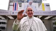 Thái Lan sẵn sàng đón Đức Thánh Cha