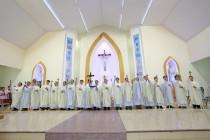 Gx. Phước Bình: Bế mạc Tuần Đại Phúc