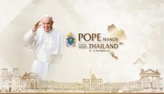Bài hát chủ đề chuyến viếng thăm Thái Lan của Đức Thánh Cha
