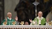 ĐTC Phanxicô cử hành Thánh lễ Ngày Thế giới Người Nghèo lần III