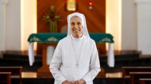 Nữ tu em họ sẽ là thông dịch viên cho Đức Thánh Cha Phanxicô trong chuyến thăm Thái Lan