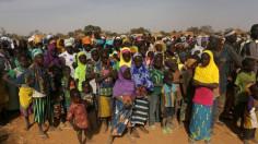 Đức Thánh Cha kêu gọi hòa bình cho nước Burkina Faso