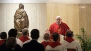 Đức Thánh Cha: Ma quỷ phá hoại vì ghen tị