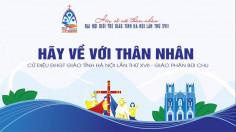 Giáo phận Bùi Chu tiến tới Đại hội Giới Trẻ giáo tỉnh Hà Nội lần thứ XVII