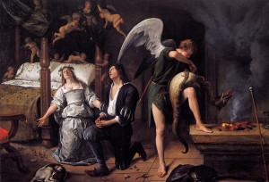 Khi hôn nhân chao đảo, hãy chạy đến Tổng lãnh thiên thần Raphael