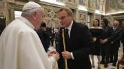 ĐTC tiếp ban tổ chức và các nghệ sĩ buổi hòa nhạc tại Vatican