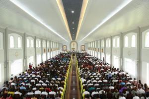 Hội Dòng Nữ Đa Minh Bà Rịa Mừng lễ tạ ơn và khánh thành Tu viện Trung Ương Dòng