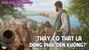 CÁC BÀI SUY NIỆM LỜI CHÚA CHÚA NHẬT III MÙA VỌNG – NĂM A