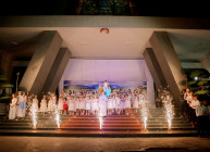 Gx. Vinh Châu: Diễn nguyện Canh thức và Thánh lễ mừng Chúa Giáng Sinh 2019