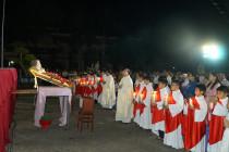 Tin Ảnh: Gx. Láng Cát: Thánh lễ và Hội diễn thánh ca mừng Chúa Giáng sinh 2019