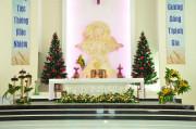 Giáo họ biệt lập Phú Vinh: Chầu Thánh Thể thay Giáo phận 2019