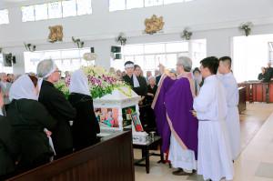 Gx. Hải Xuân: Thánh lễ an táng Ông Cố Antôn Vũ Văn Ban