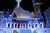 Tin ảnh: Gx. Phước Tỉnh: Canh thức và thánh lễ mừng Chúa Giáng Sinh