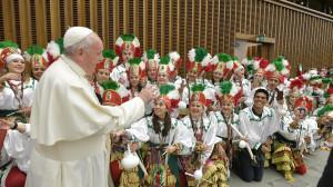 ĐTC Phanxicô: Nhiều Kitô hữu bị bách hại và hy sinh vì đức tin