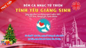 Đêm ca nhạc từ thiện: TÌNH YÊU GIÁNG SINH