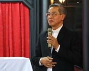 Đại diện Tổng Giáo phận Sài Gòn đón Tân Tổng Giám mục Giuse Nguyễn Năng