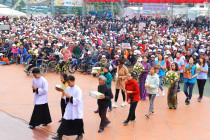 Giáo phận Thái Bình: Đại hội Khuyết tật năm 2019
