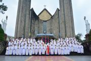 Thánh Lễ Mừng Kim Khánh Linh Mục Đức TGM Phanxicô Xaviê Lê Văn Hồng