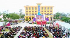 Lễ Truyền thống Sinh viên Công giáoTGPHà Nội lần thứ 22