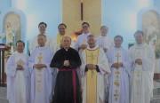 Thánh lễ nhận sắc phong Đức Ông của Cha Phêrô Nguyễn Chí Thiết