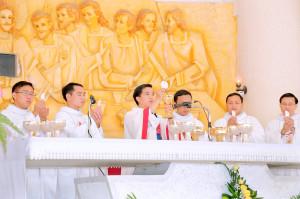 Gx. Hải Lâm: Thánh lễ tạ ơn của Tân Linh mục Giuse Nguyễn Đoàn Duy Ân