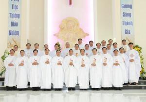 GHBL. Phú Vinh: Thánh lễ tạ ơn của Tân Linh mục Phêrô Nguyễn Văn Hiến