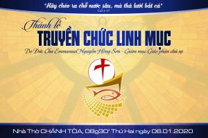 Giáo phận Bà Rịa: THÁNH LỄ TRUYỀN CHỨC LINH MỤC