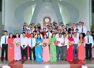 Gx. Vinh Châu: Mừng lễ Thánh Gia Thất 2019
