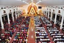 Gx. Hòa Xuân: Thánh lễ cầu bình an đầu năm mới 2020