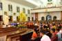 Gx. Chánh Tòa: Đức Cha Emmanuel dâng thánh lễ Minh Niên 2020