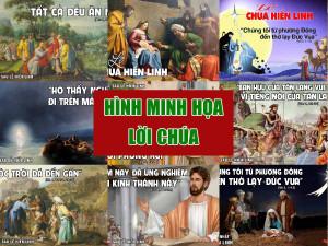 Hình minh họa Lời Chúa TUẦN LỄ CHÚA HIỂN LINH