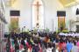 Tin Ảnh: Gx. Láng Cát: Thánh lễ Giao thừa và Lễ cầu bình an cho năm mới 2020
