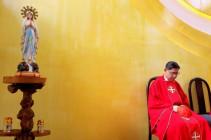 Đức Hồng Y Luis Antonio Tagle từ giã quê hương Imus