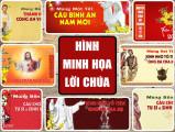 Hình minh họa Lời Chúa CÁC NGÀY LỄ TẾT NGUYÊN ĐÁN và TUẦN III THƯỜNG NIÊN A