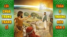 BẢN VĂN BÀI ĐỌC TRONG THÁNH LỄ TUẦN II THƯỜNG NIÊN A