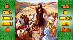 BẢN VĂN BÀI ĐỌC TRONG THÁNH LỄ TUẦN III THƯỜNG NIÊN A