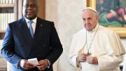 Đức Thánh Cha tiếp Tổng thống Cộng hòa Dân chủ Congo